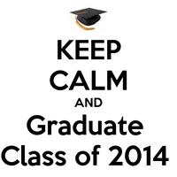 Senior Celebrations 2014