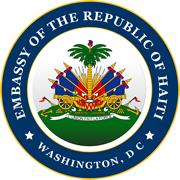 Embassy of The Republic of Haiti in Washington, DC logo