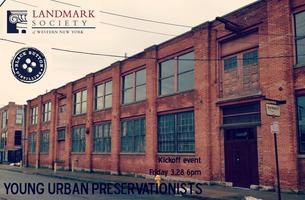 Introducing The Landmark Society's Young Urban...