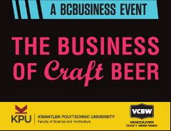 The Business of Craft Beer