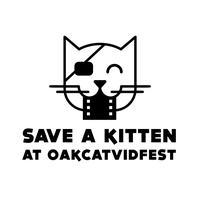 Save A Kitten at OakCatVidFest 2014