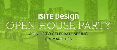 ISITE Design Celebrates Spring: Open House Party