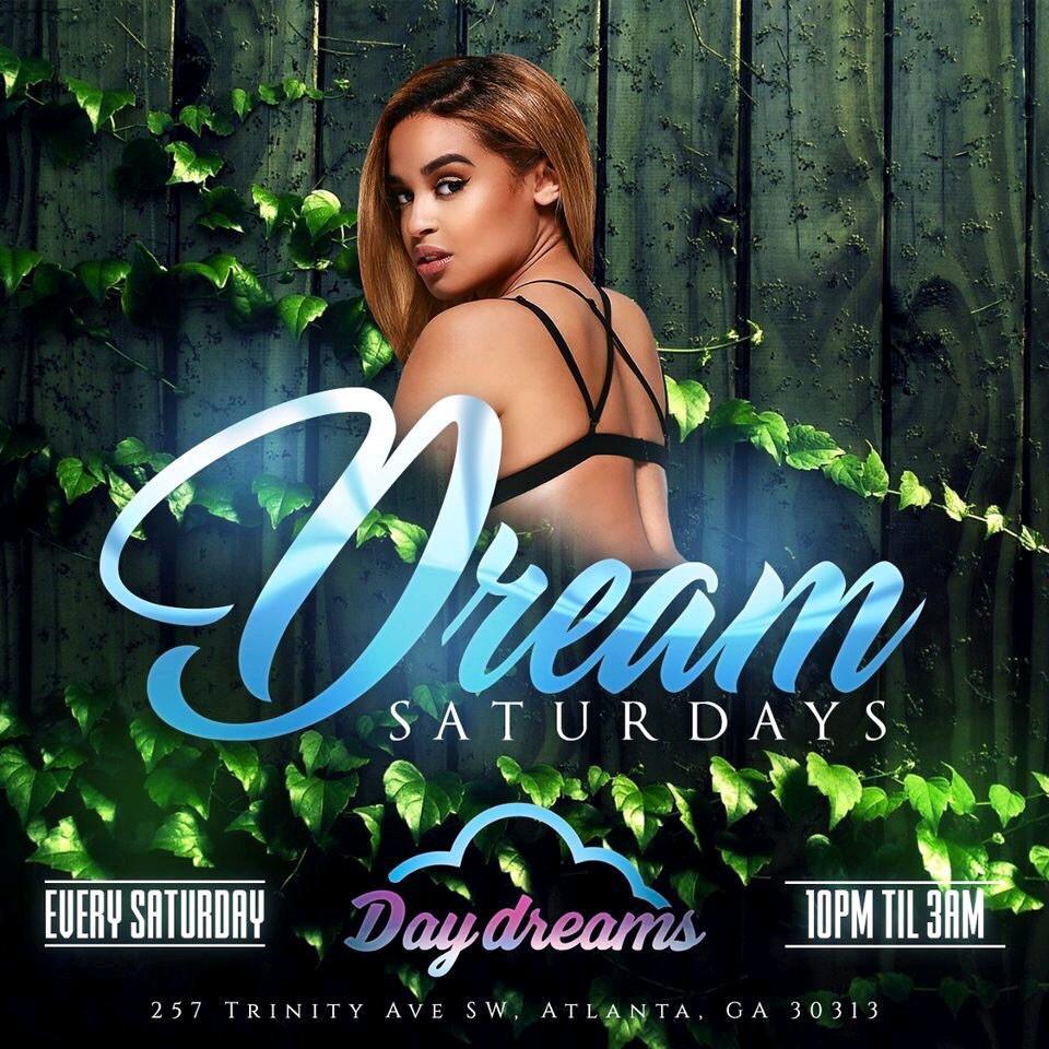 DREAM SATURDAYS @DAYDREAMS LOUNGE
