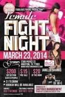 Female Fight Night