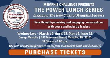 The Power Lunch Series