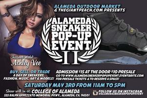 Alameda Sneaker Pop Up Event