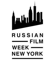 Russian Film Week in New York 2018 logo