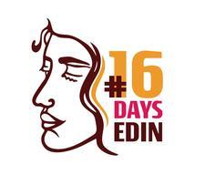 16 Days Edinburgh logo