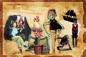 Spettacolo per bambini Il Taglialegna