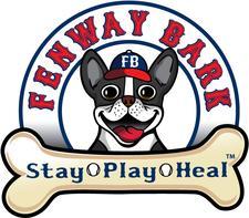 Fenway Bark Stay.Play.Heal. logo