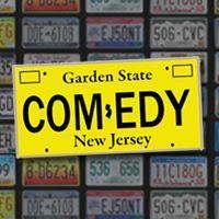 Garden State Comedy logo