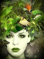 Dimanche Chic: Garden of Eden Fashion Charity Event:...
