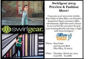 Swirlgear 2014 Launch Party & Fashion Show