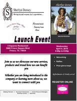 Sherlyn Dorsey Business Launch