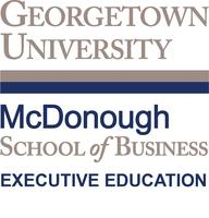 Georgetown Executive MBA Program Breakfast Information Sessi...