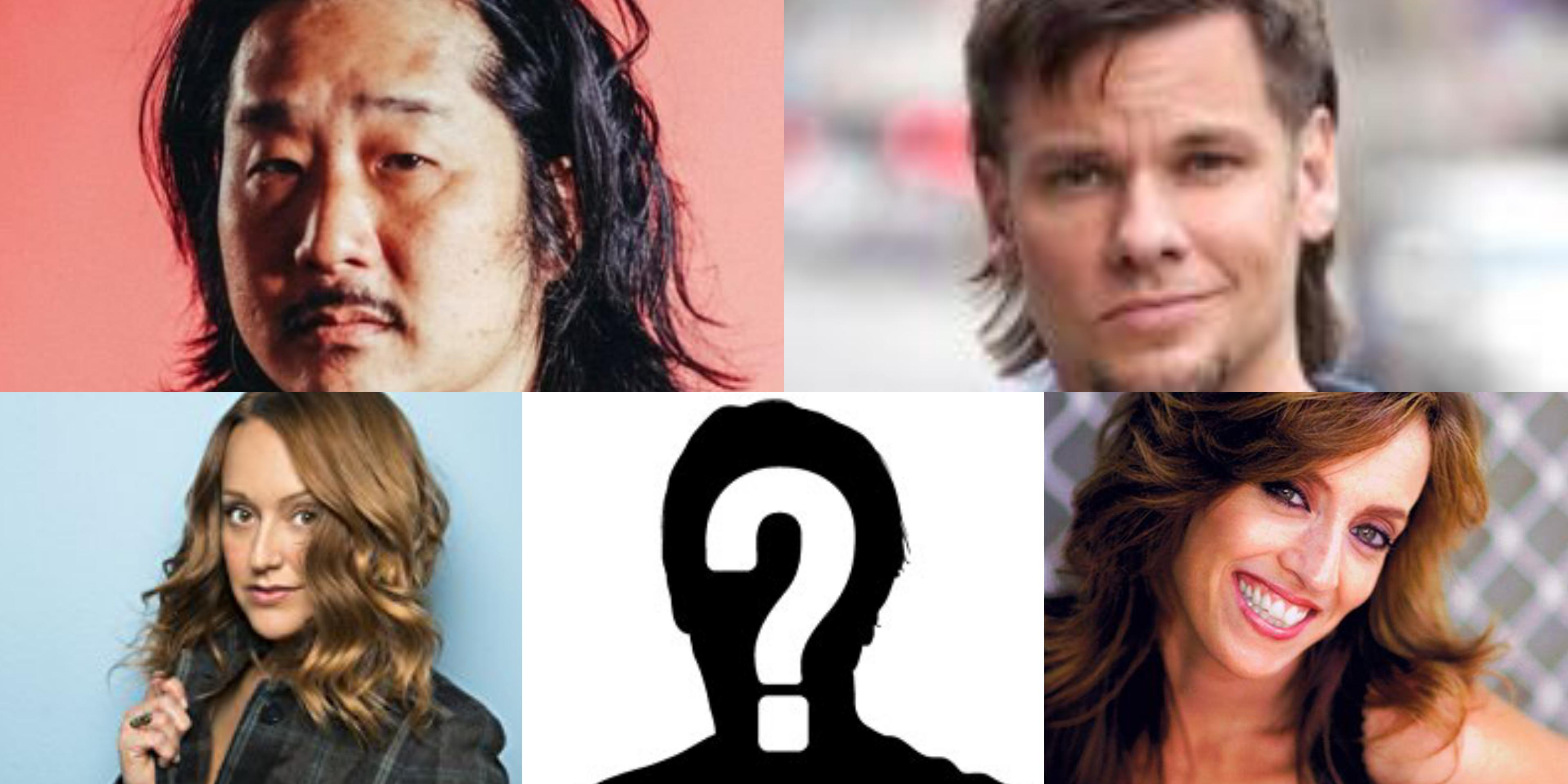 Raw 5 with Bobby Lee, Theo Von, Sarah TIana, Eleanor Kerrigan + A Surprise!