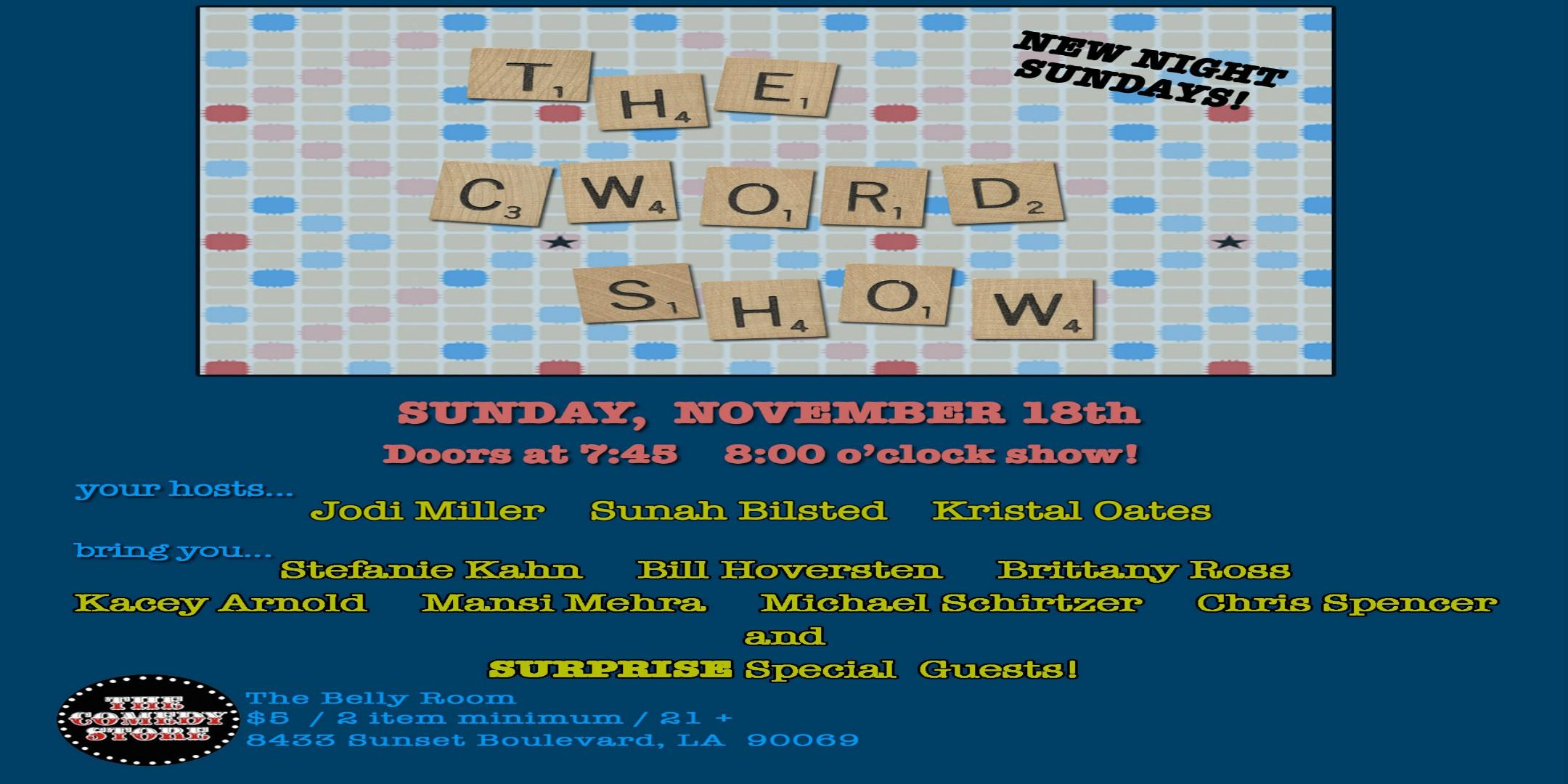 The C Word Show