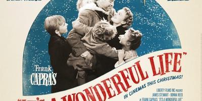 Festive cinema: It's A Wonderful Life
