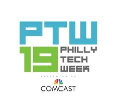 Philly Tech Week 2019 Presented by Comcast logo