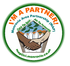 Monrovia Area Partnership logo
