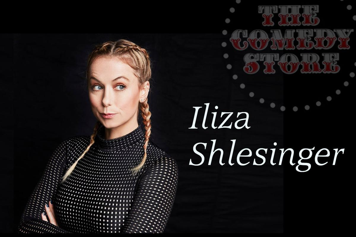 Iliza Shlesinger Headlines The Best of The Store