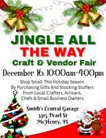 Jingle All The Way Craft & Vendor Fair