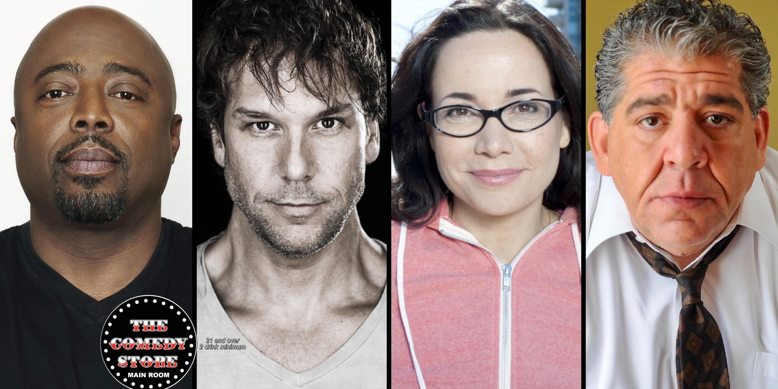 Janeane Garofalo, Dane Cook, Joey Coco Diaz, Donnell Rawlings and More!