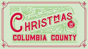 Christmas in Columbia County - Free Santa Photo