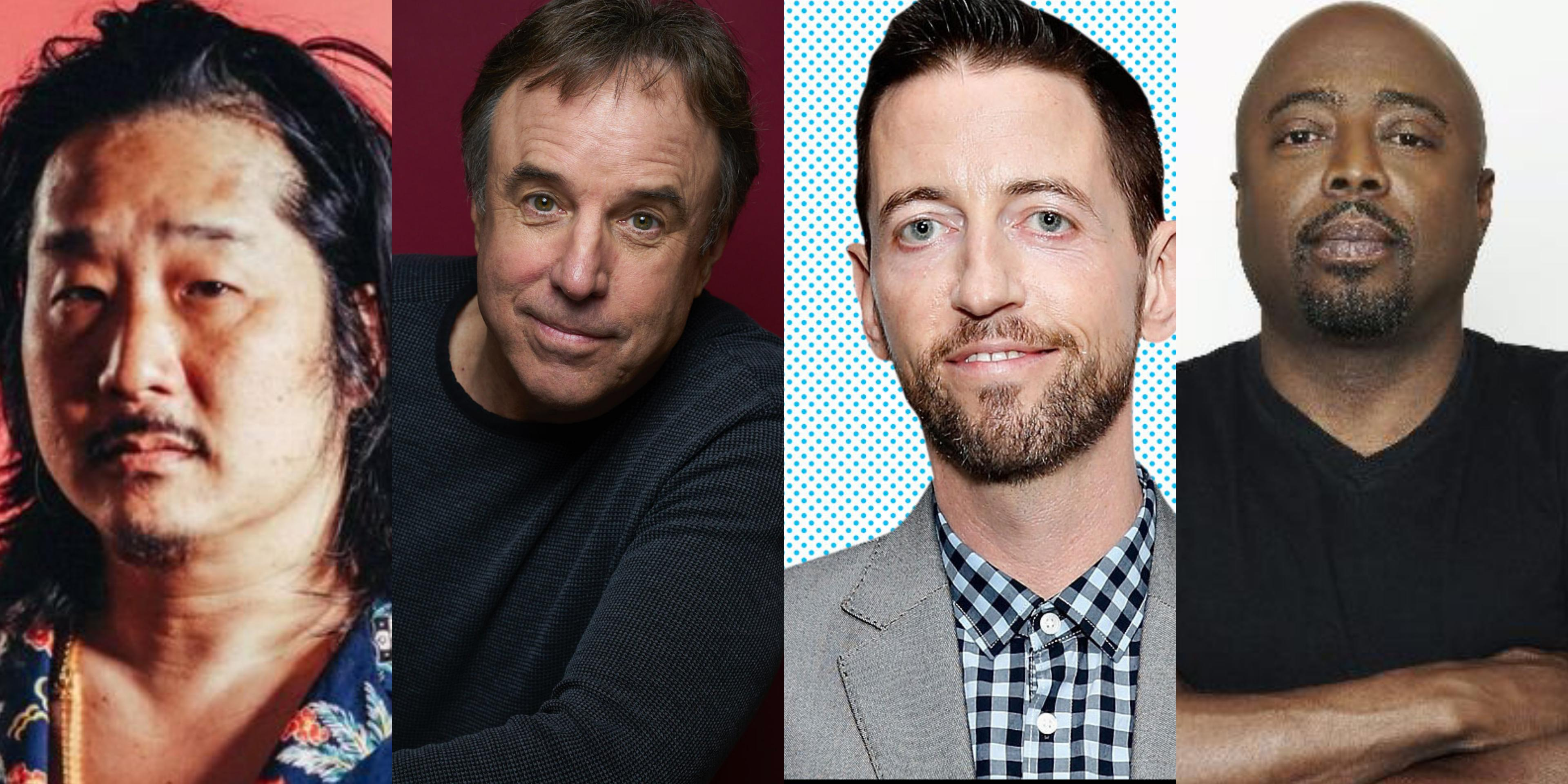 Bobby Lee, Kevin Nealon, Neal Brennan, Donnell Rawlings
