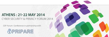 CSP Forum Conference 2014