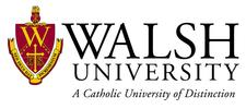 Presented by Walsh University logo