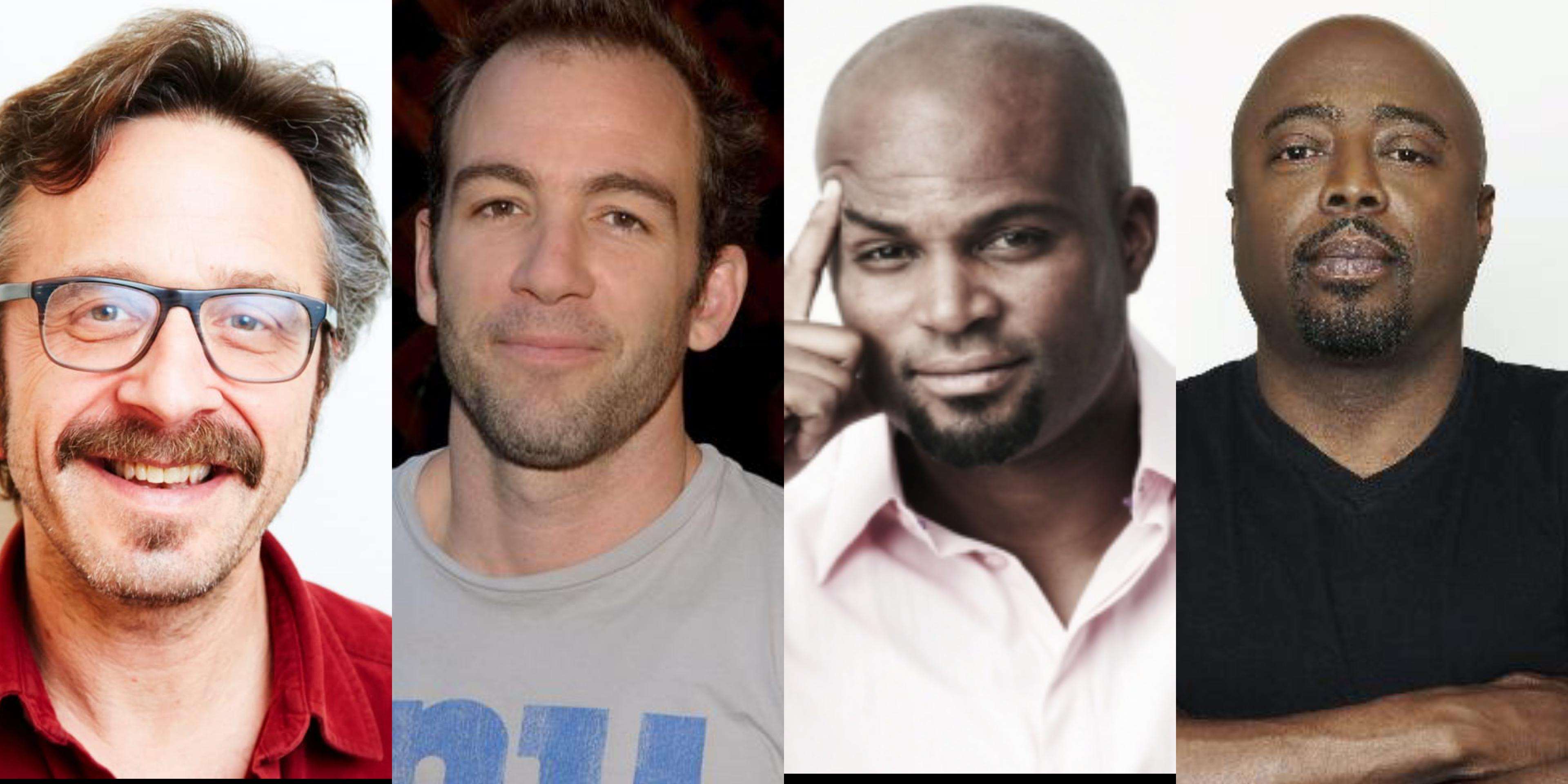 Marc Maron, Bryan Callen, Chris Spencer, Donnell Rawlings