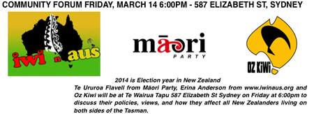NZ Elections Community Forum