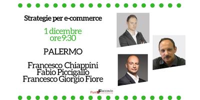 Strategie per e-commerce a Palermo