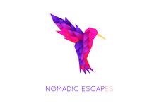 Nomadic Escapes logo