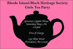 RIBHS Girls' Tea Party