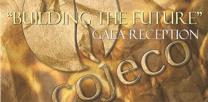 "COJECO ""Building the Future"" Gala Reception"