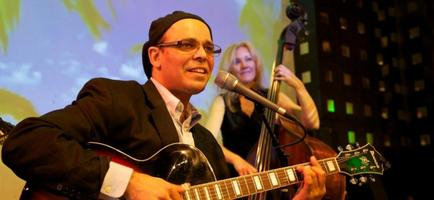 Brazilian Jazz with NANNY ASSIS BAND - 9PM SHOW