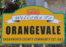 The Orangevale Chamber of Commerce  logo