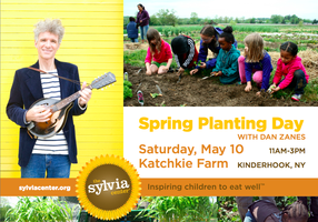 Spring Planting Day with Dan Zanes