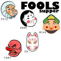 April Fools Supper