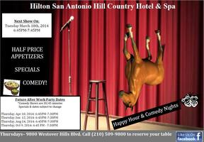 Hilton Hill Country Hotel & Spa After Work, After...