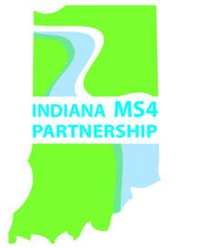Indiana MS4 Partnership logo