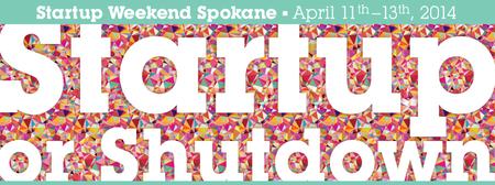 Startup Weekend Spokane 04/11/2014