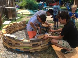 Spring Break Tinkering Camp