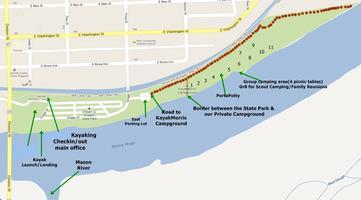 Memorial Day Weekend Kayak Tour Gourmet PotLuck  Beach ...