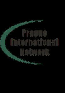 Prague International Network logo