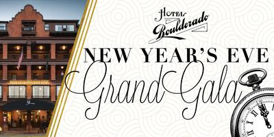 hotel boulderado new years eve grand gala 2019 tickets mon dec 31 2018 at 800 pm