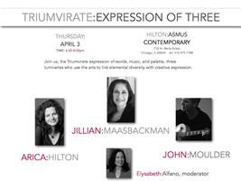Triumvirate: Expression of Three