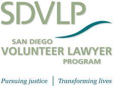 San Diego Volunteer Lawyer Program, Inc. logo